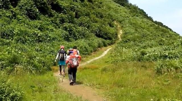 荒島岳 勝原コース