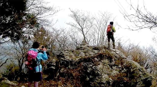 京都愛宕山登山 月輪寺コース