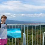 金剛山 展望台