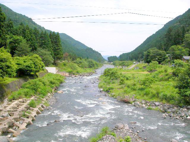武奈ヶ岳 登山口付近